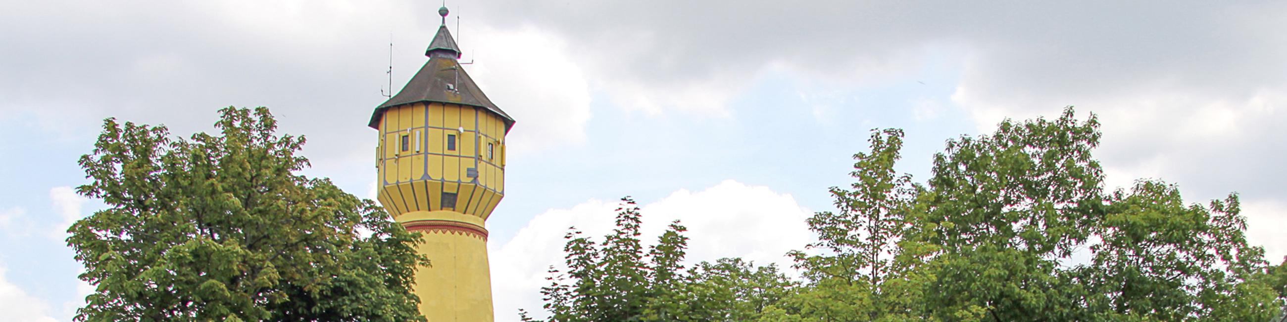 Wasserturm Kirchberg